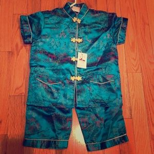 Kid's Chinese outfit